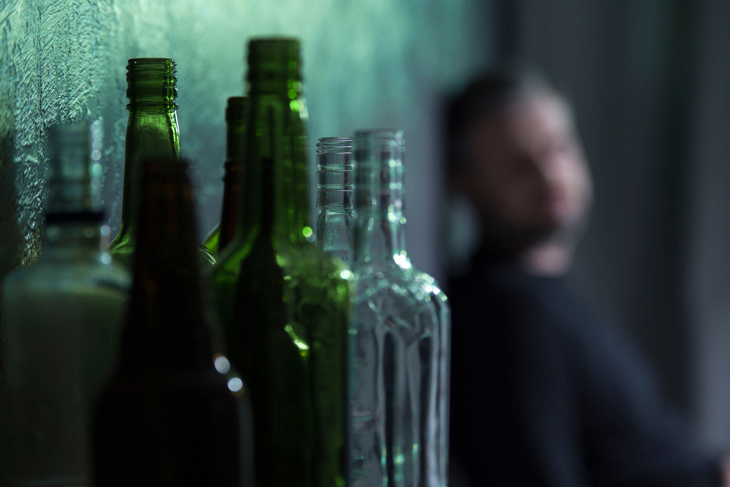 Alcoholism can cause one of the most common liver diseases, cirrhosis.