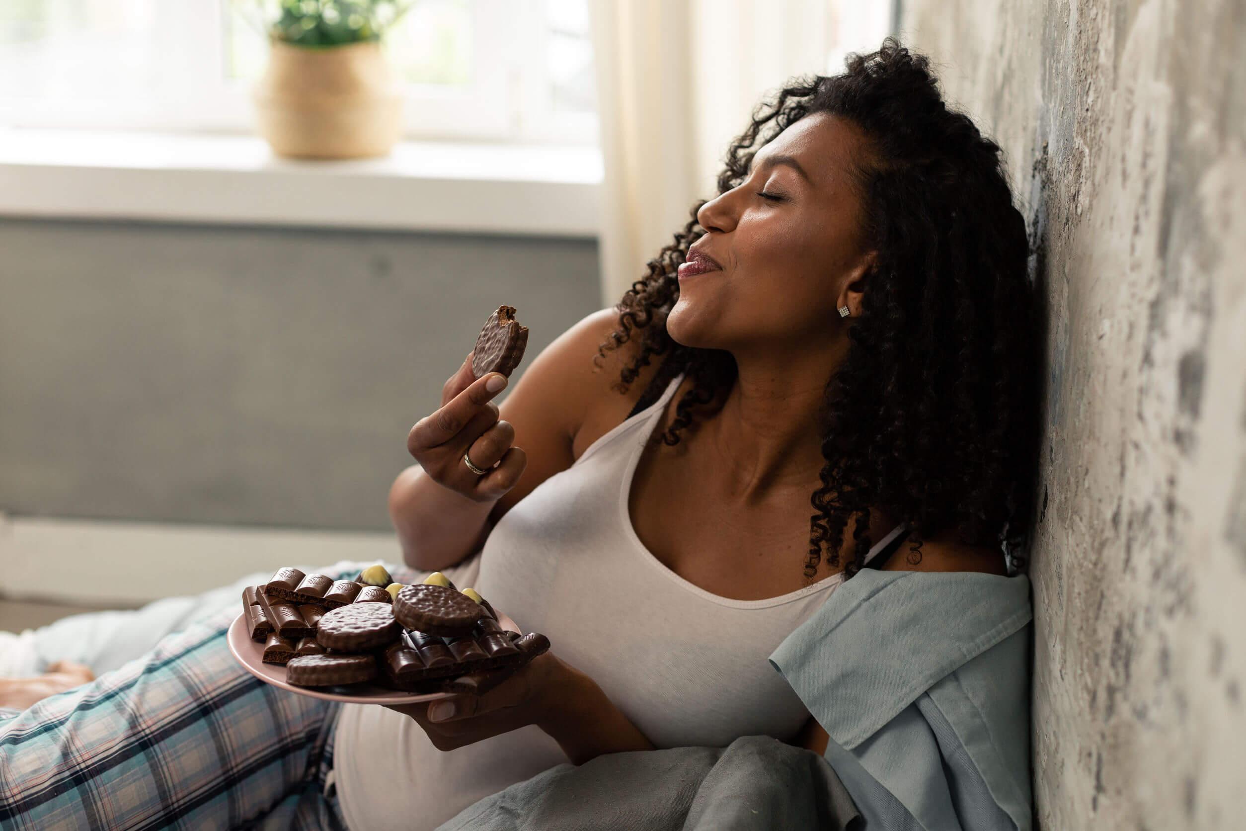 I benefici del cioccolato aumentano quanto maggiore è il contenuto di cacao.