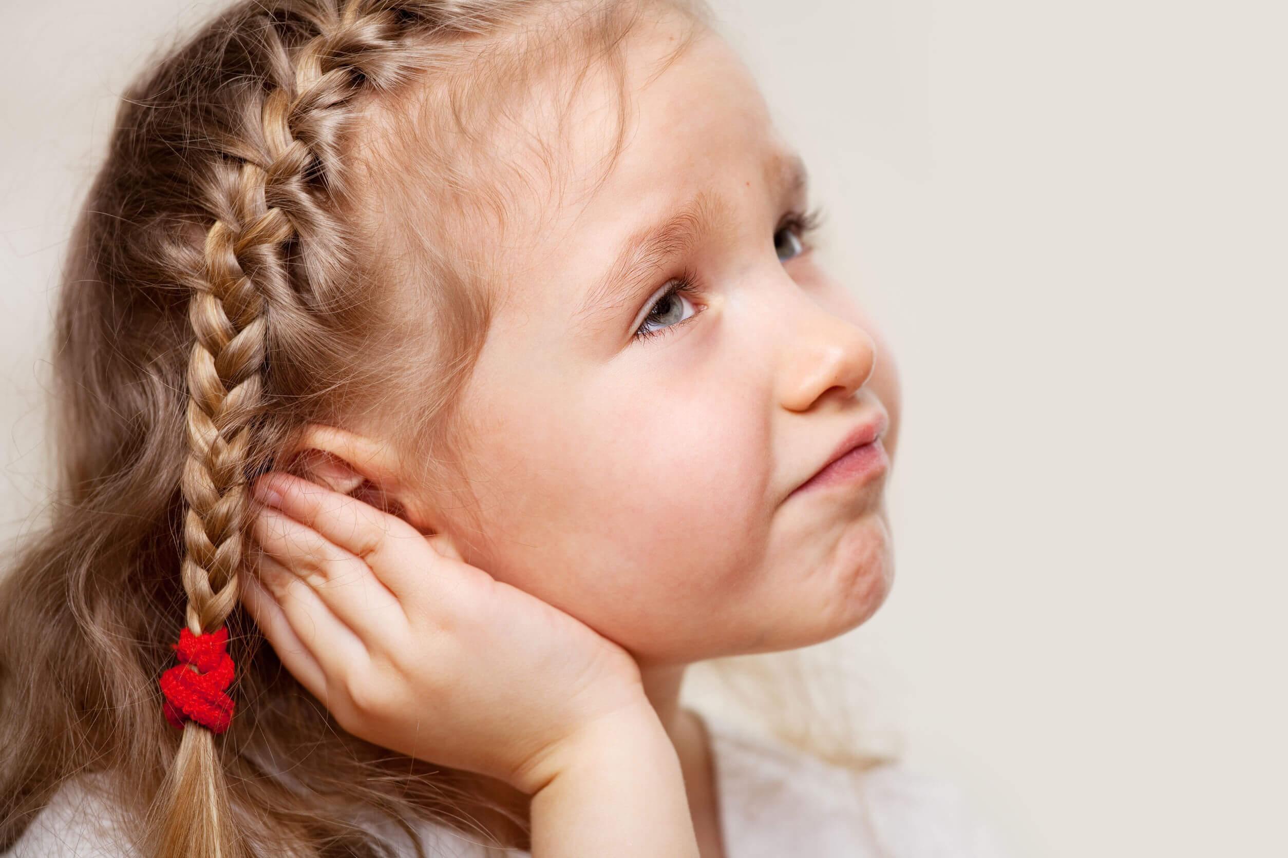 L'otite è una delle malattie dell'orecchio più comuni.
