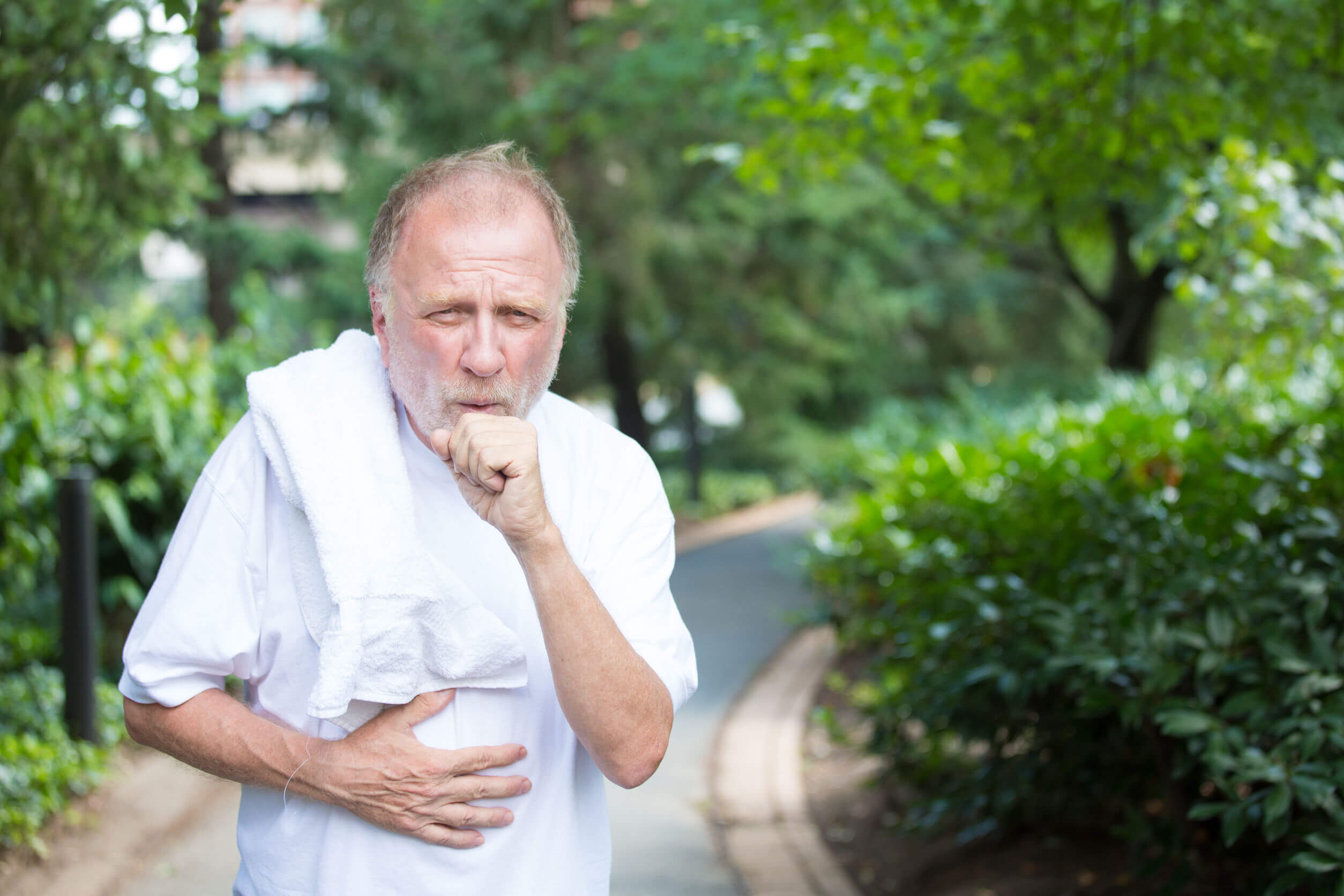 Infections are a common cause of swollen glands.