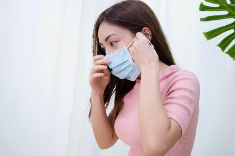 Maskné: ¿qué es y cómo tratarlo?