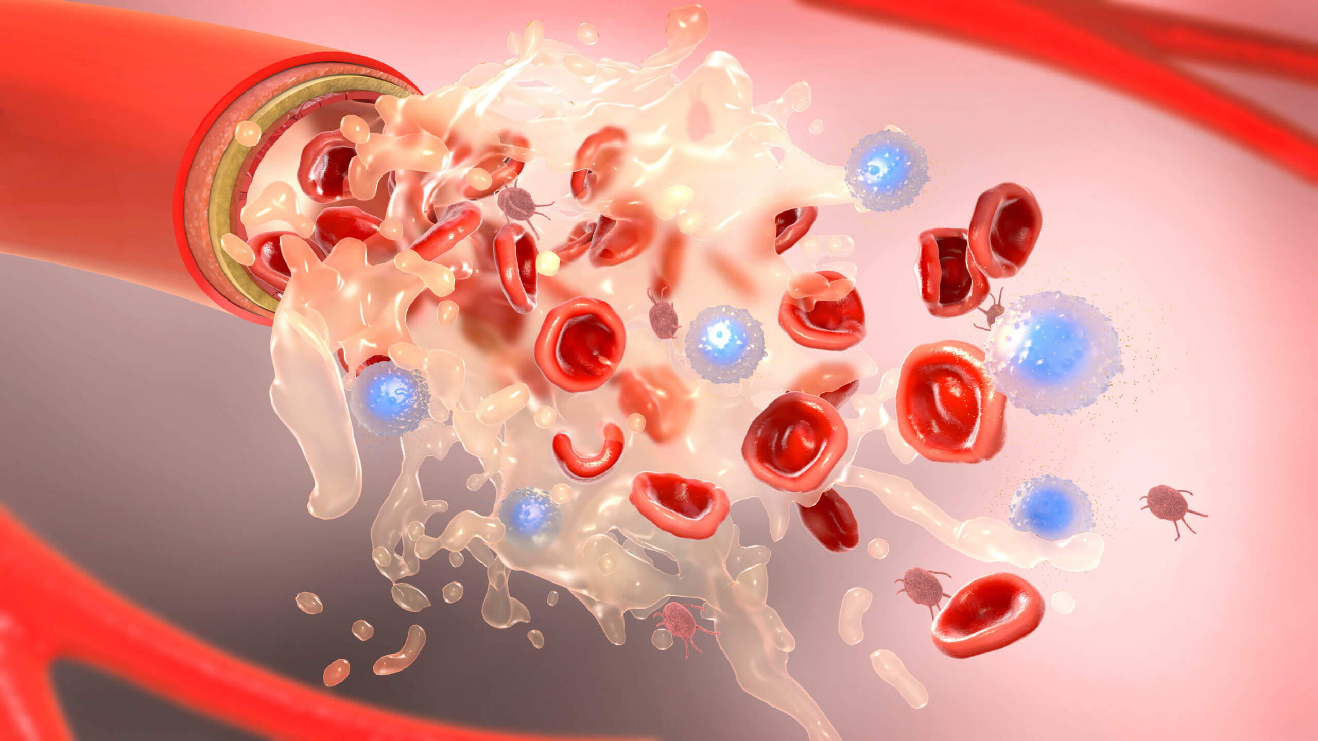 Platelet measurement is an essential part of the blood test.