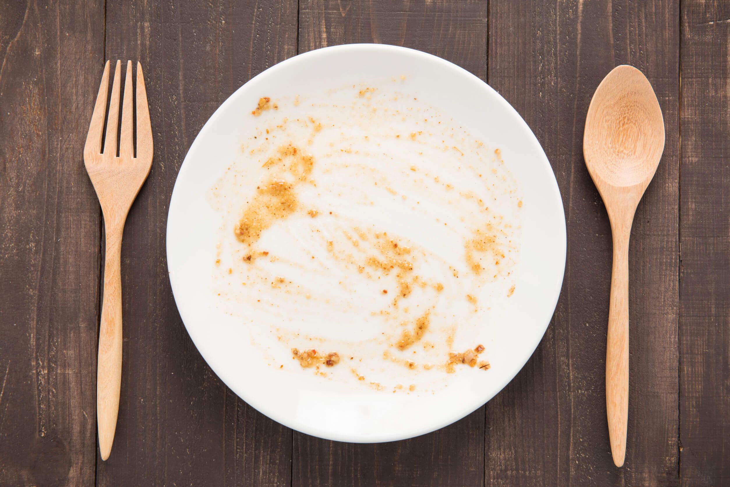 Con el mindful eating, es vital no comer en exceso.