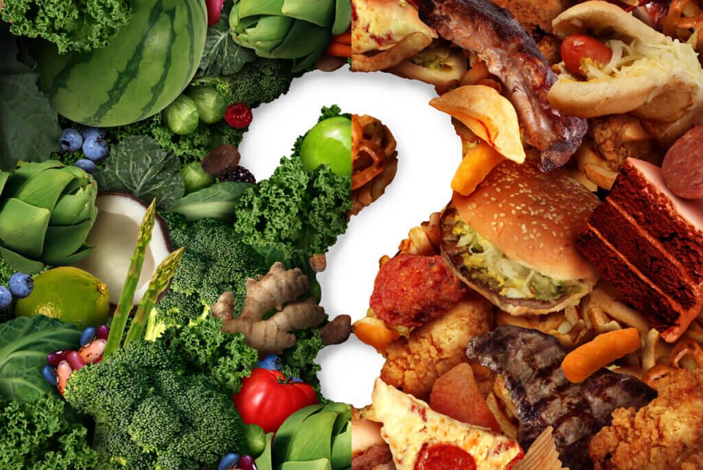 Los 4 mitos alimentarios más comunes