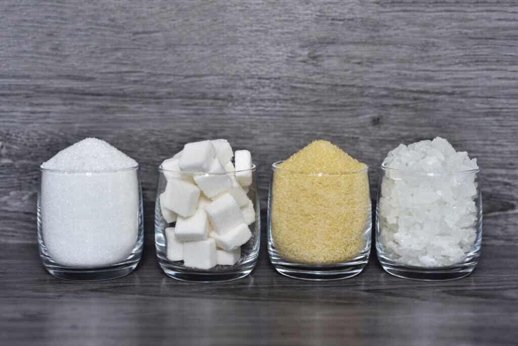 Tipos de azúcar: todo lo que debes saber