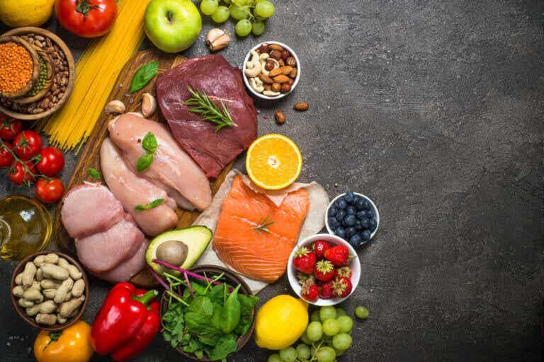 Guía para una dieta equilibrada
