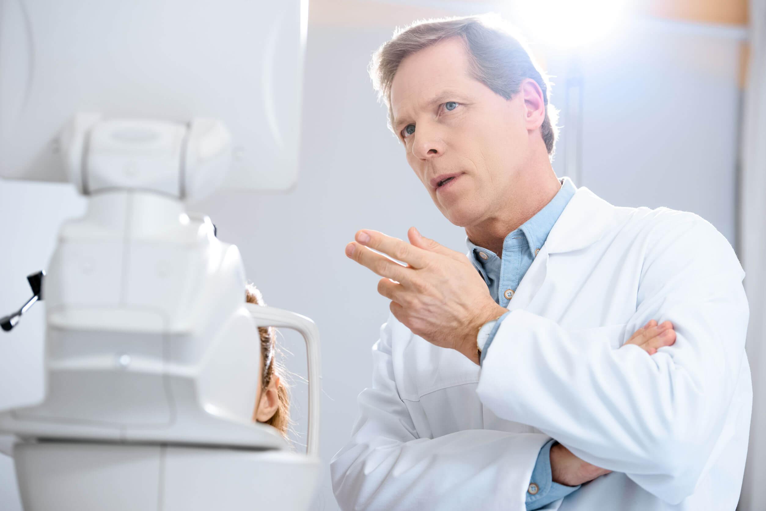 La presbiopia deve essere diagnosticata dall'oculista