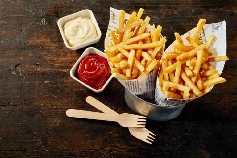¿Qué tipos de grasas existen?