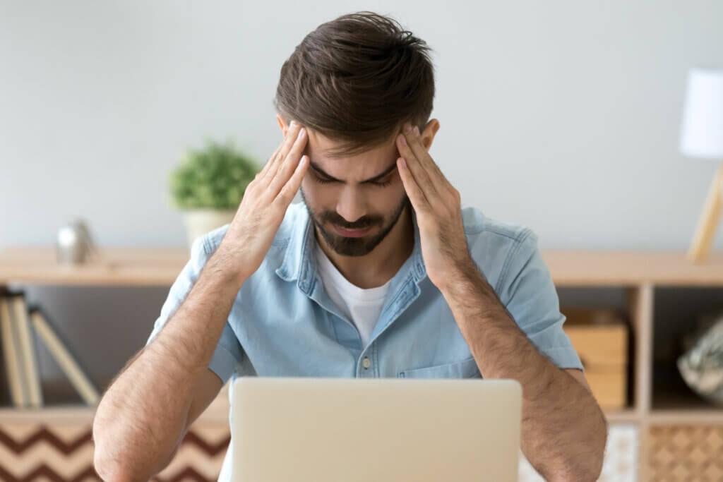 7 efectos del estrés en el cerebro