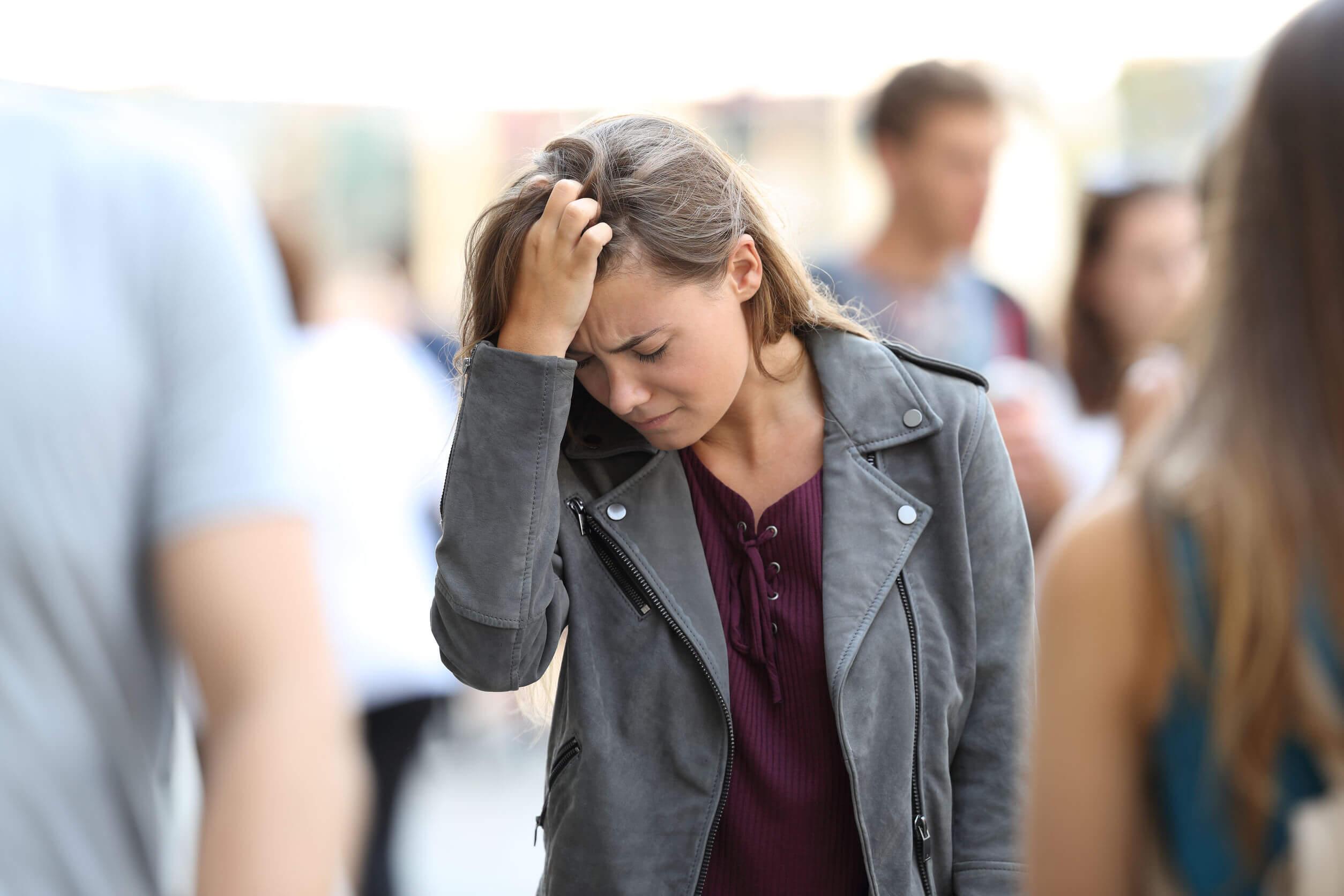 A ansiedade e o estresse podem ser contraproducentes.