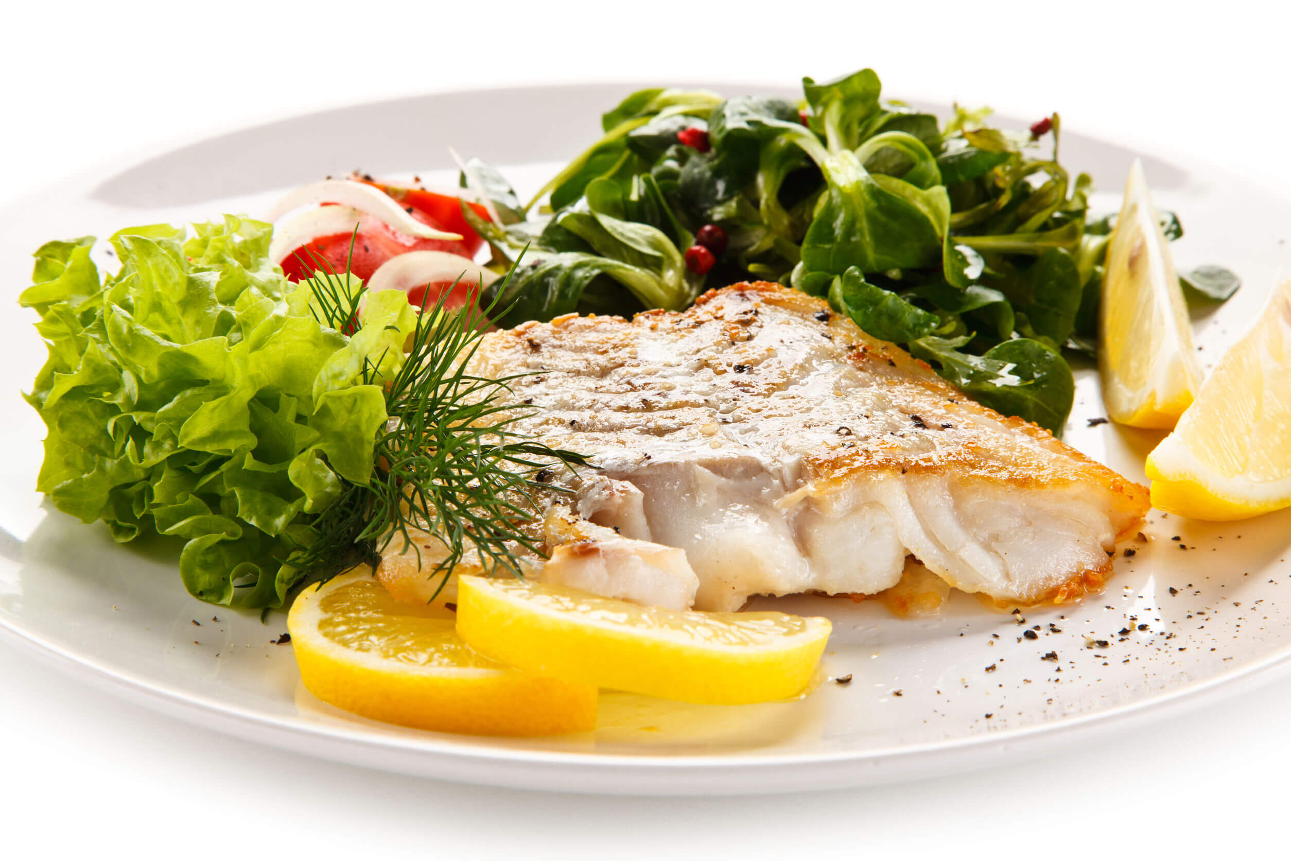 Fish is necessary for a balanced diet.