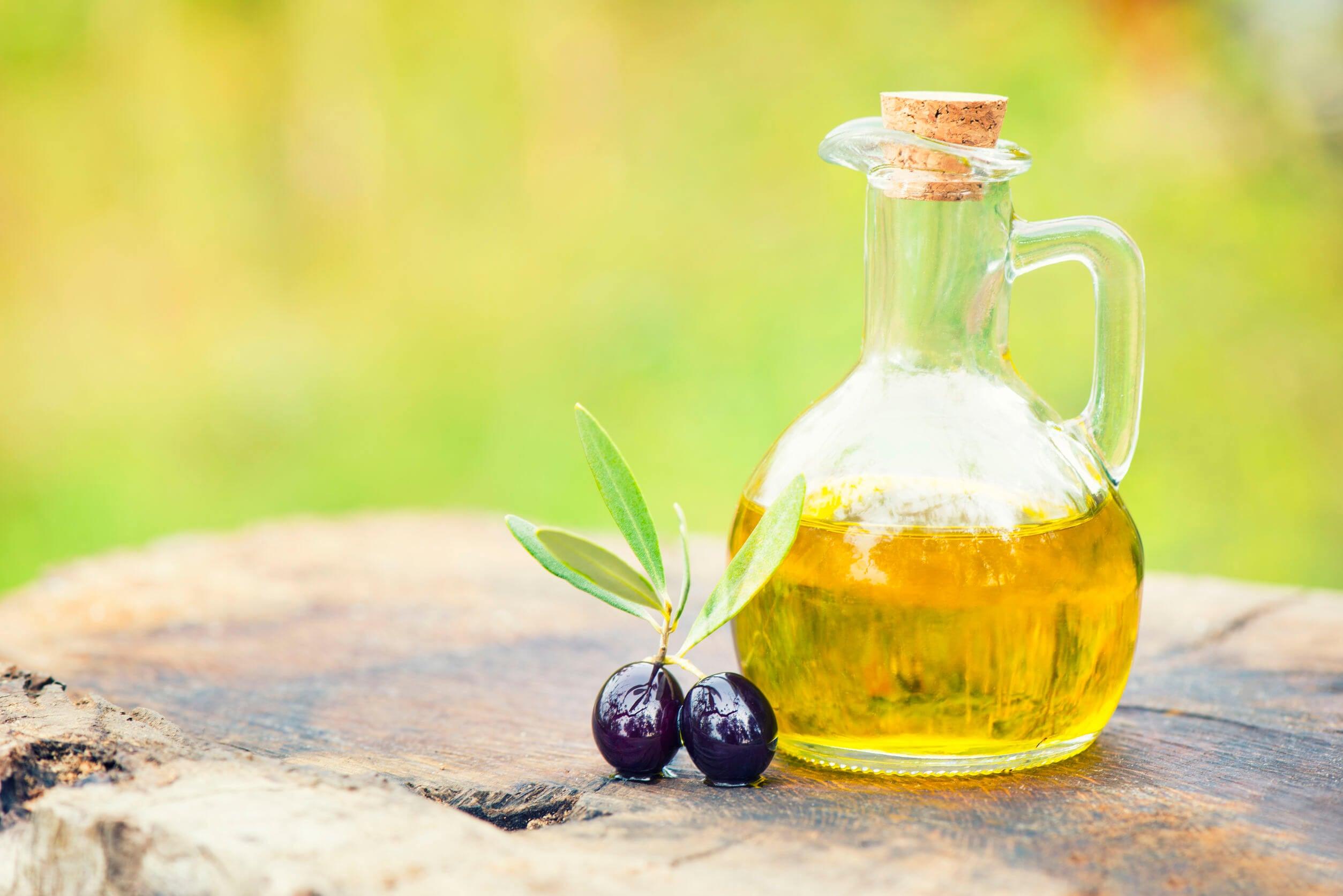 L'olio d'oliva ha un ruolo importante in gravidanza