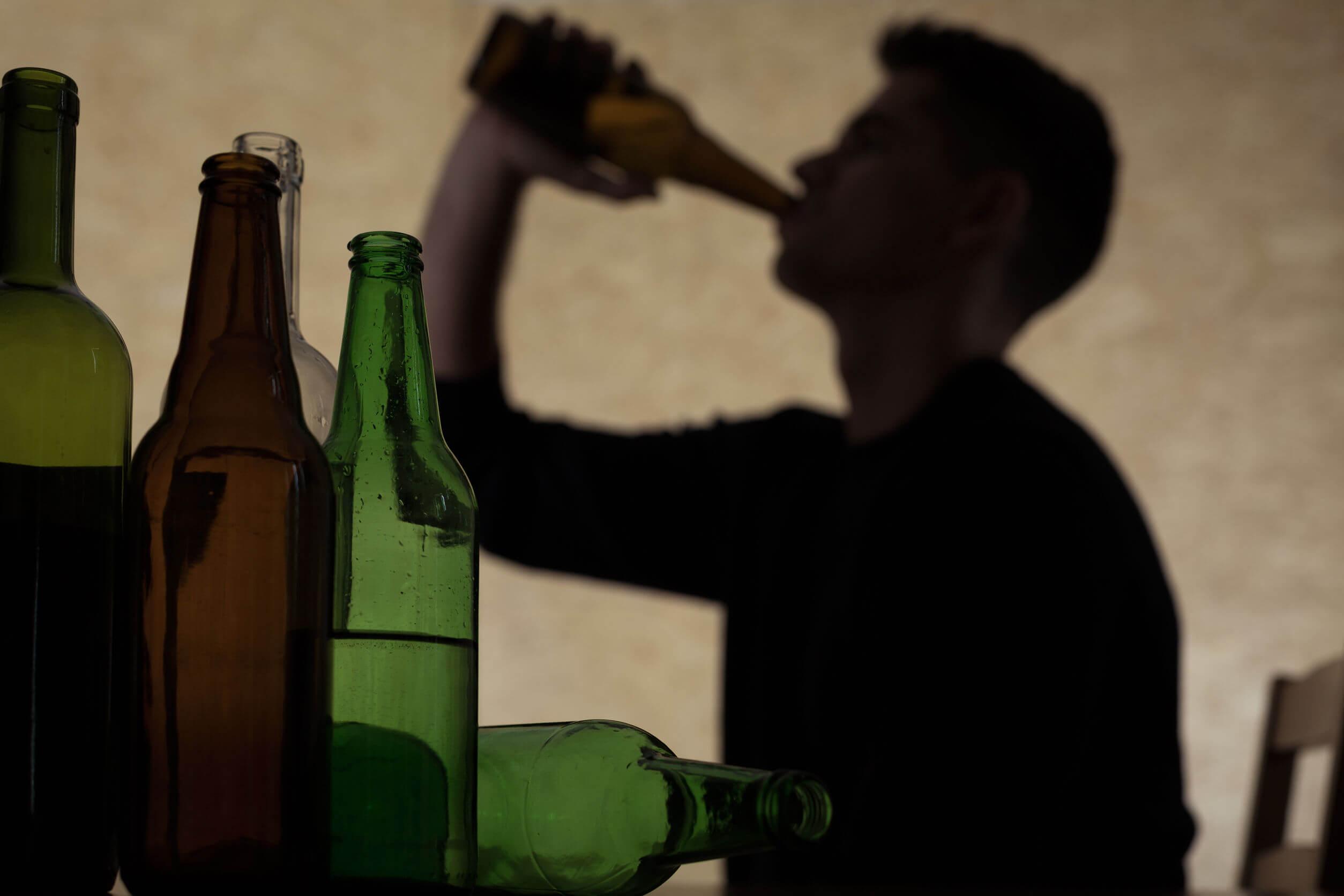 Il consumo di bevande alcoliche porta a un calo del desiderio sessuale