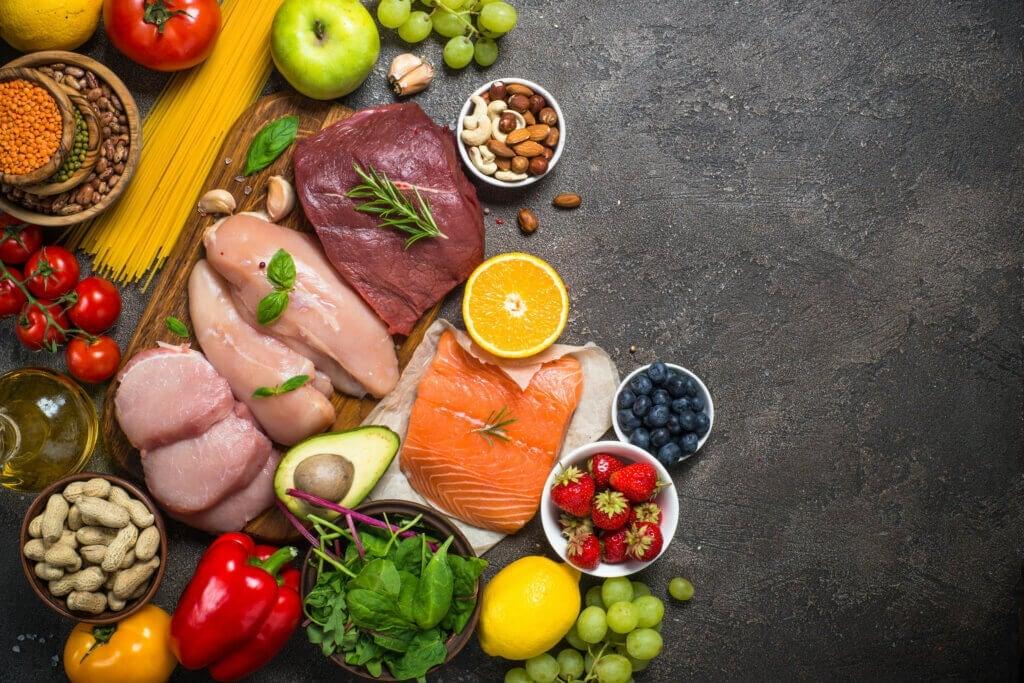 Guide pour une alimentation équilibrée