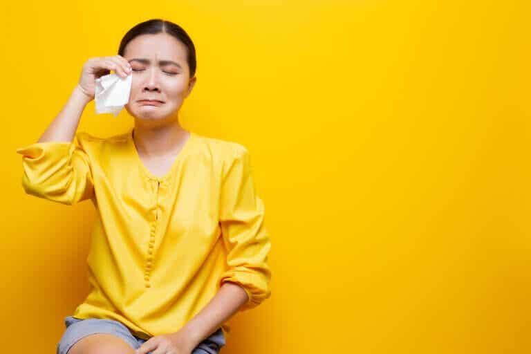 Los 3 tipos de lágrimas según la ciencia