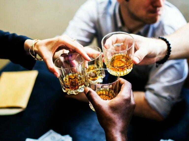 Gli effetti dell'alcol sul cervello