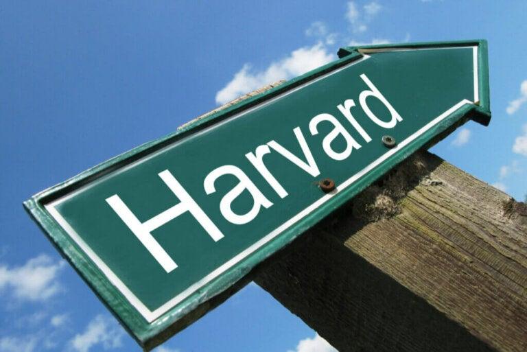 Qu'est-ce que l'assiette Harvard?