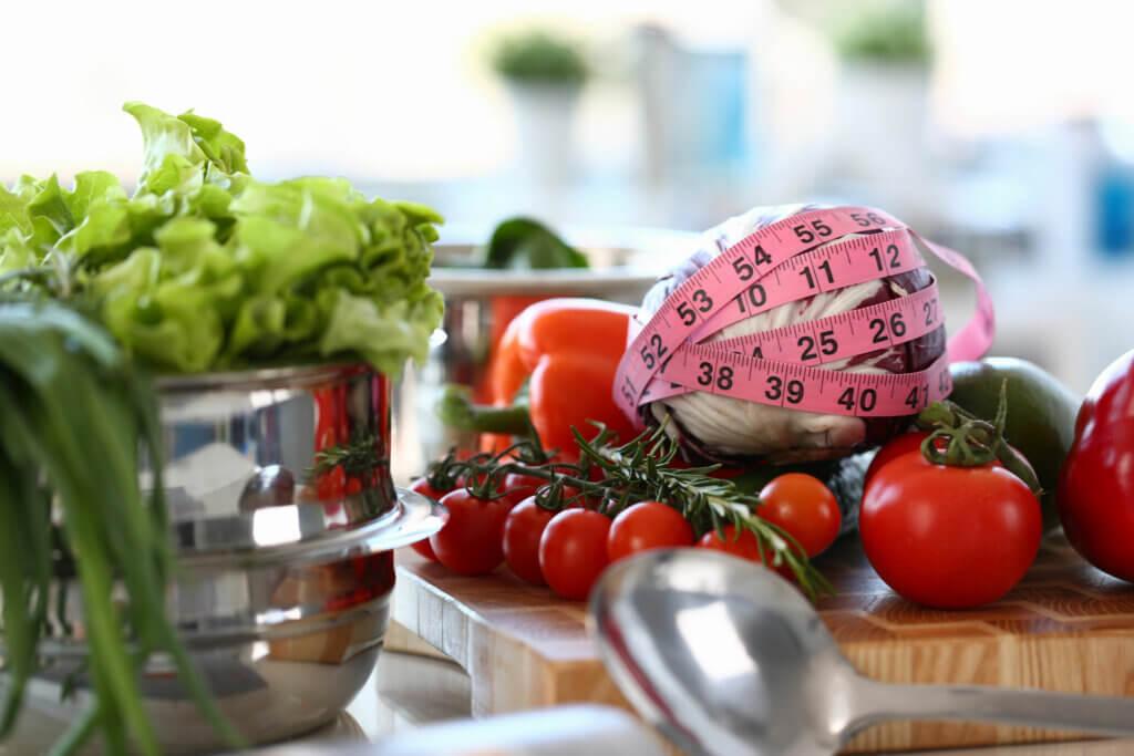 Una dieta funcional se consigue con los alimentos vegetales.