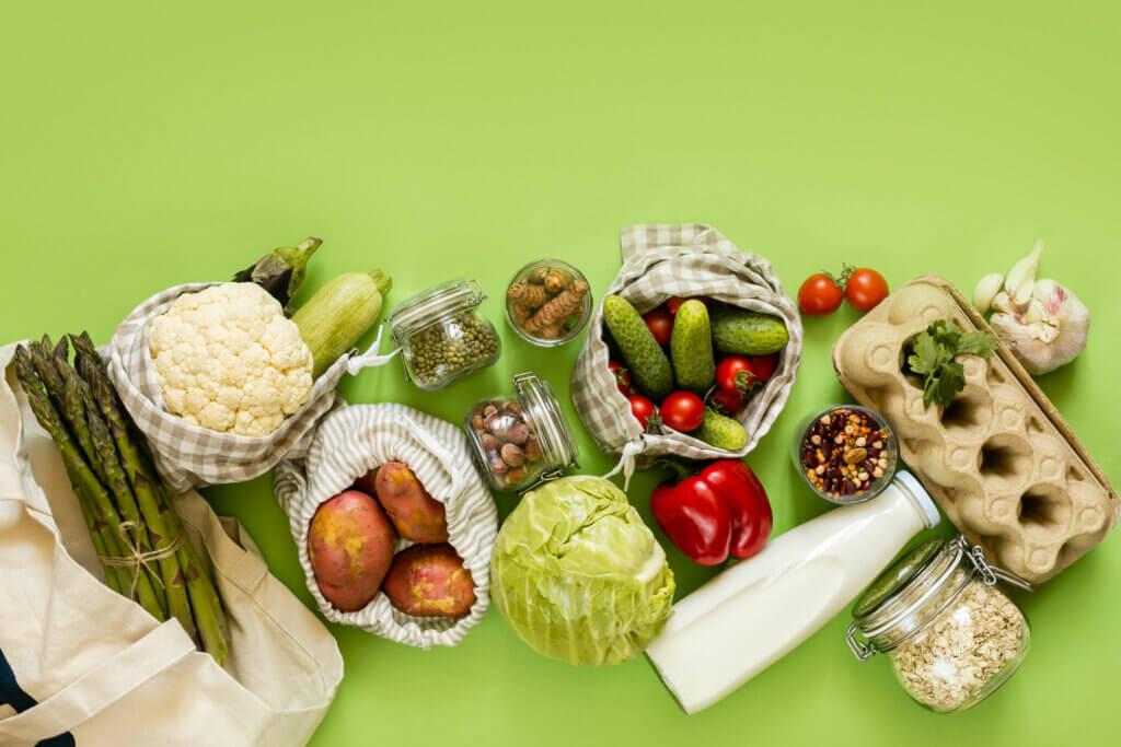 Alimentos ecológicos: características y beneficios