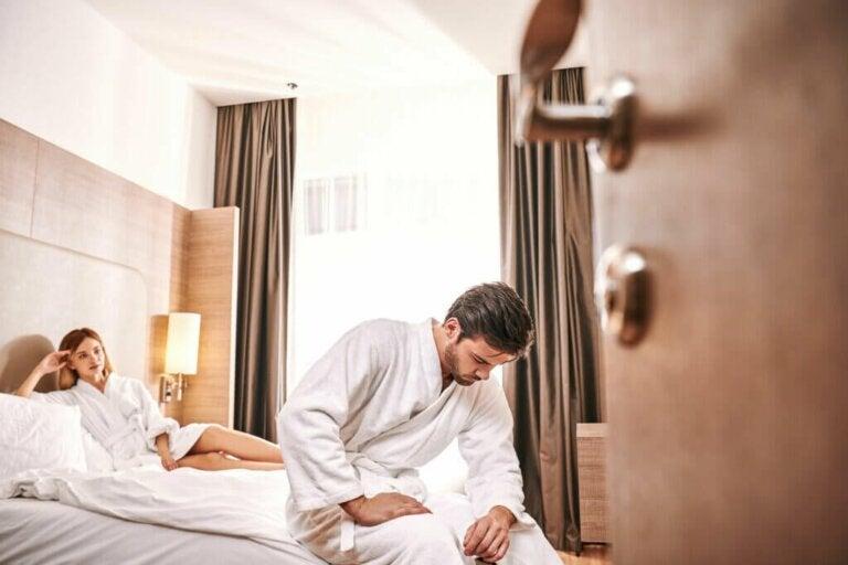 Anxiété sexuelle: qu'est-ce que c'est et comment la combattre