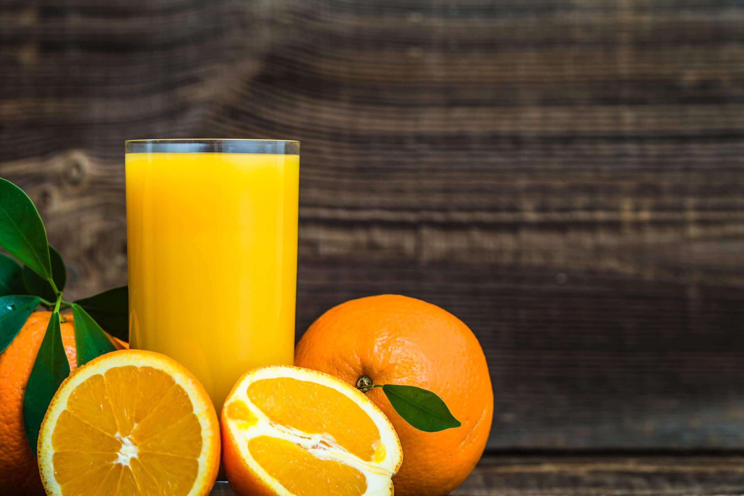 El sistema inmune puede fortalecerse con el consumo de vitamina C.
