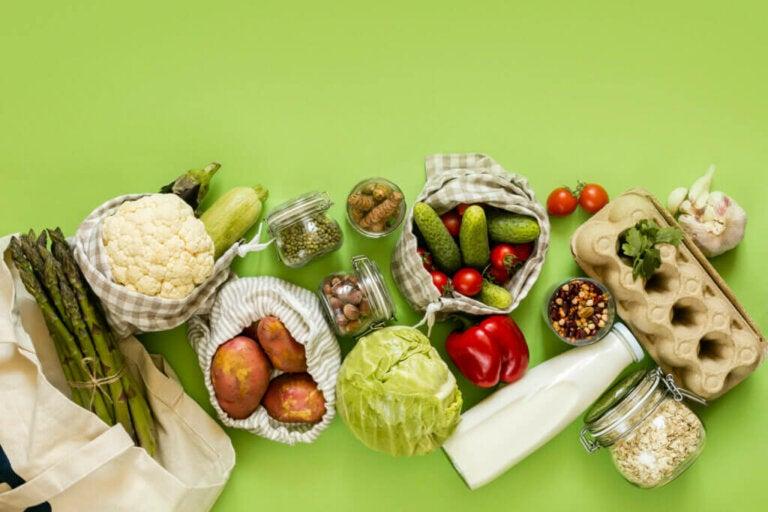 Alimenti biologici: caratteristiche e benefici
