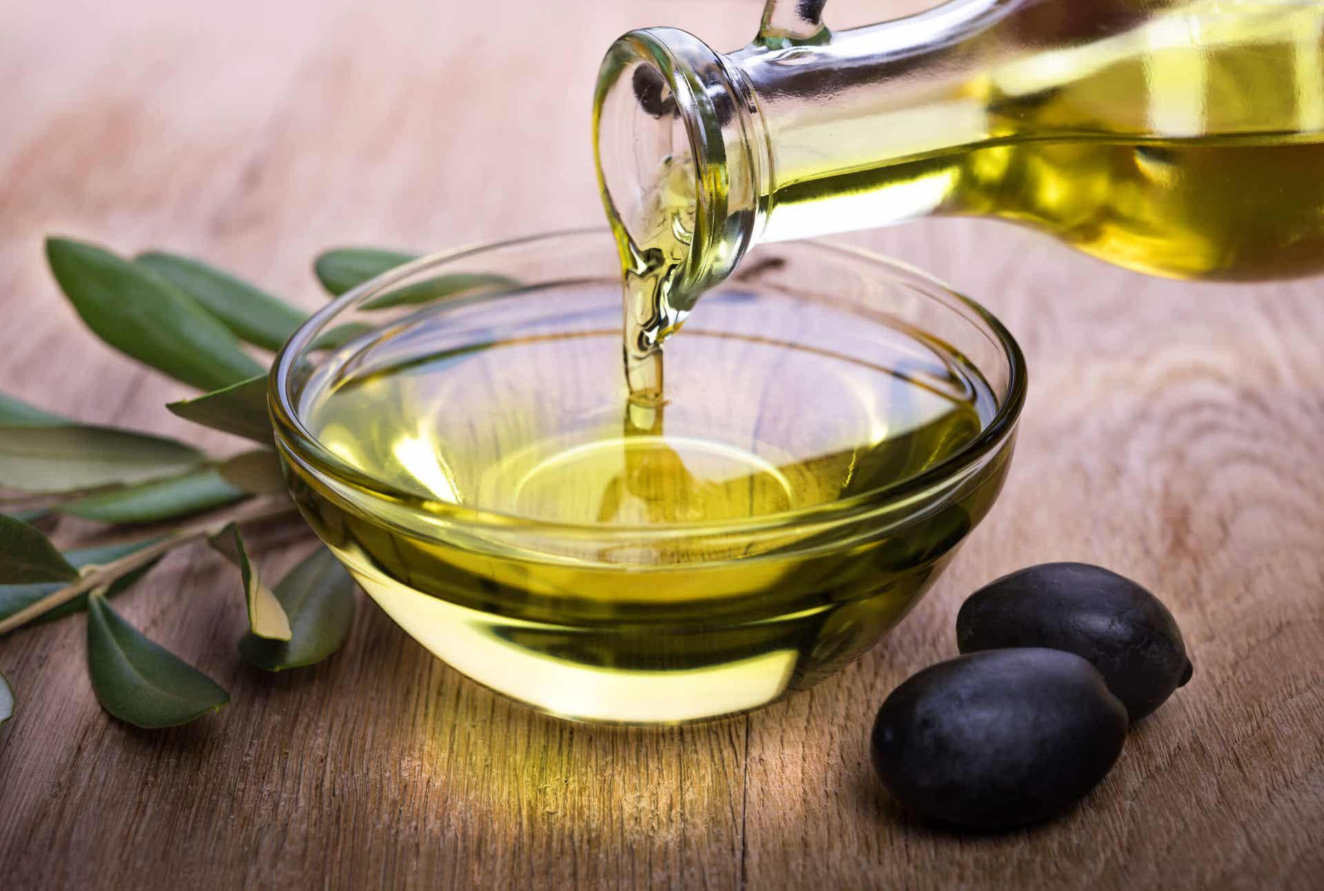 La dieta para el acné incluye grasas sanas