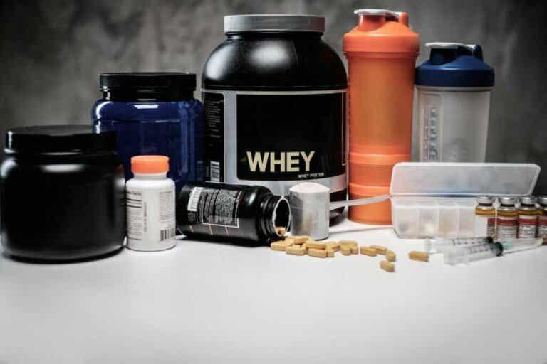 Integratori alimentari e supplementi ergogenici
