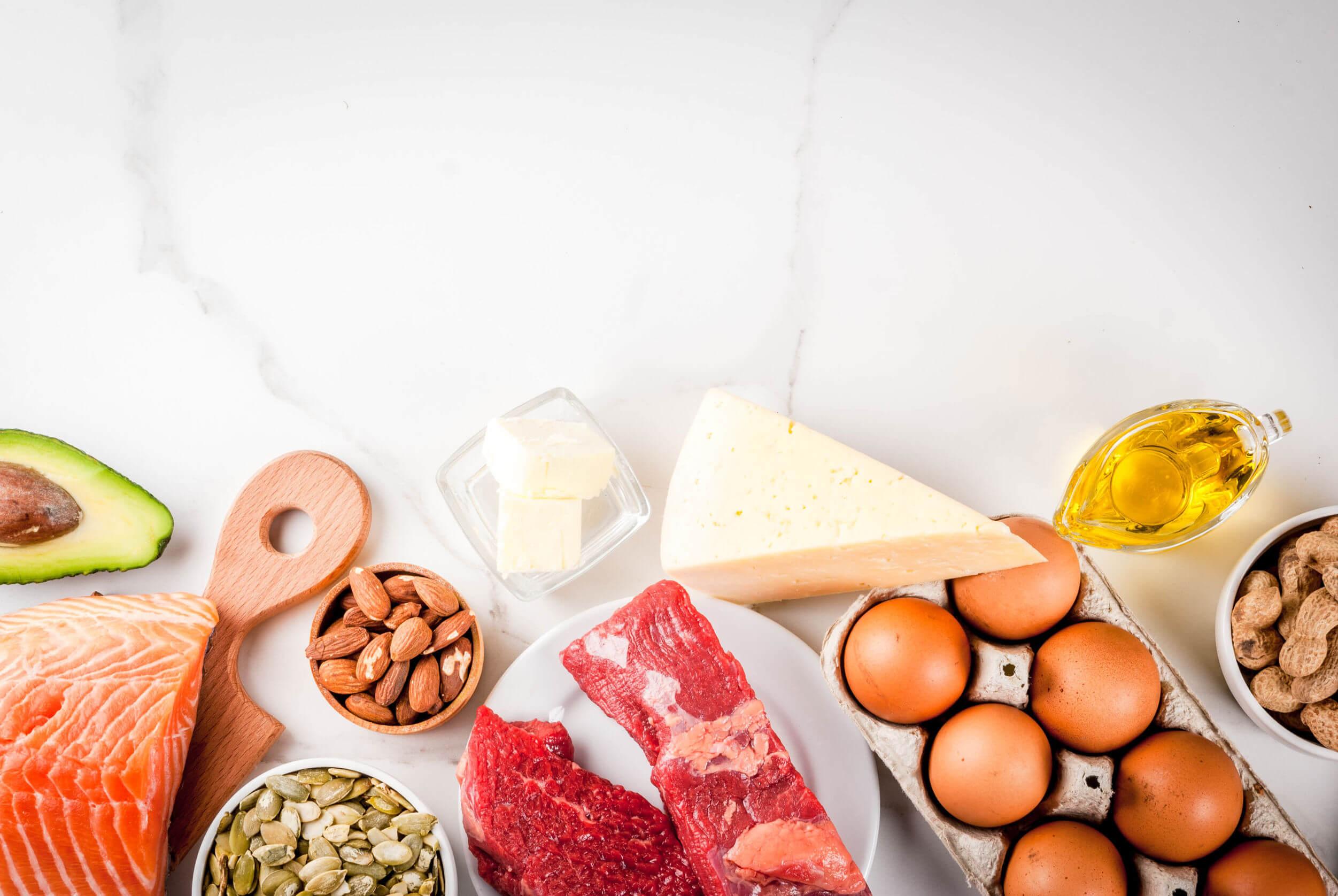 Los aditivos alimentarios no se suelen usar en comida fresca.