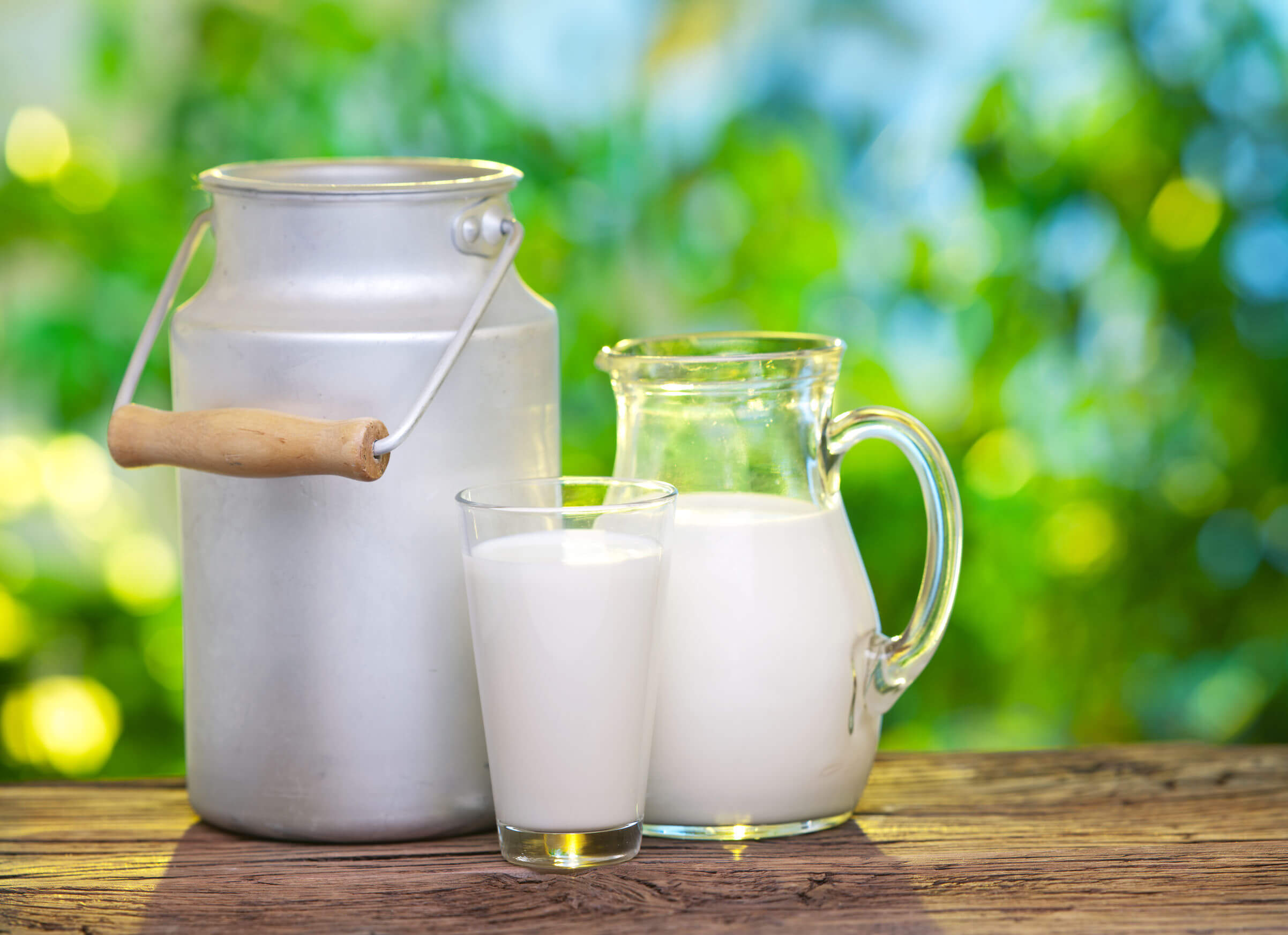 Los alimentos que pueden causar diarrea incluyen los lácteos
