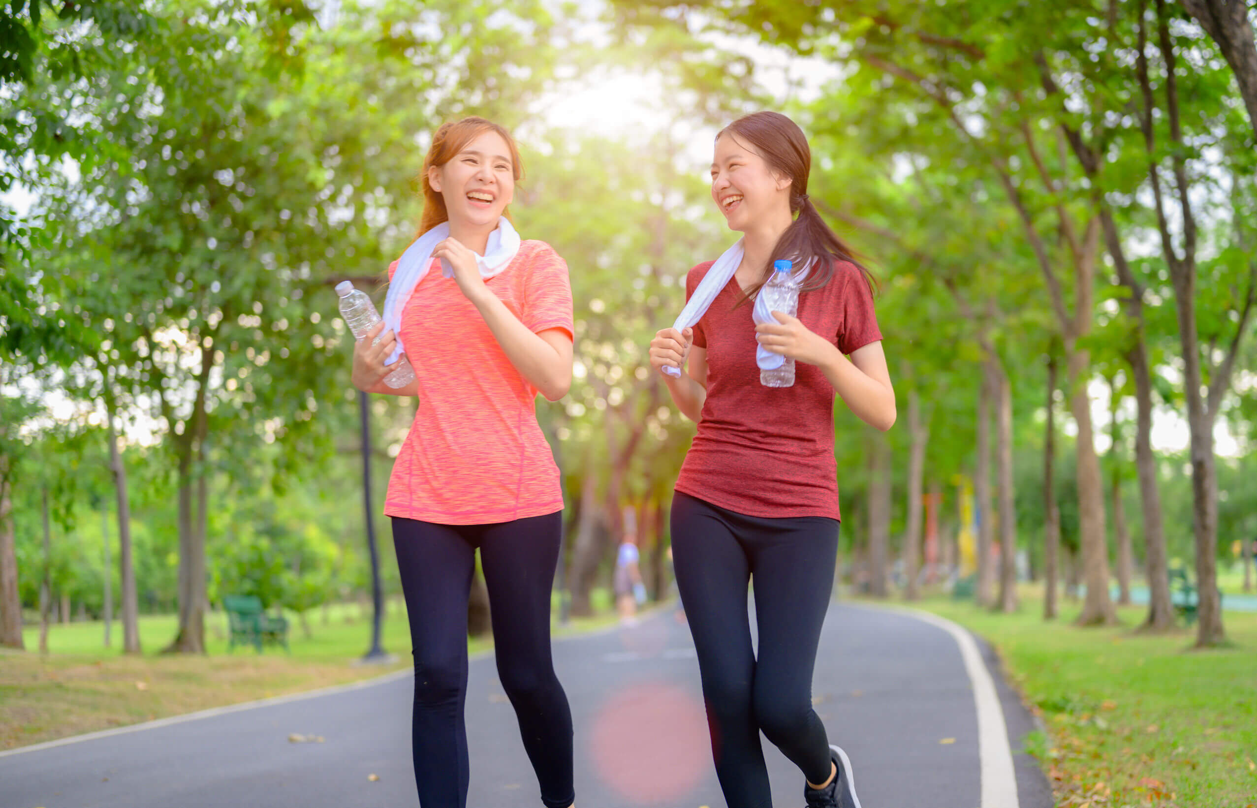 The psychological benefits of running are manifold.