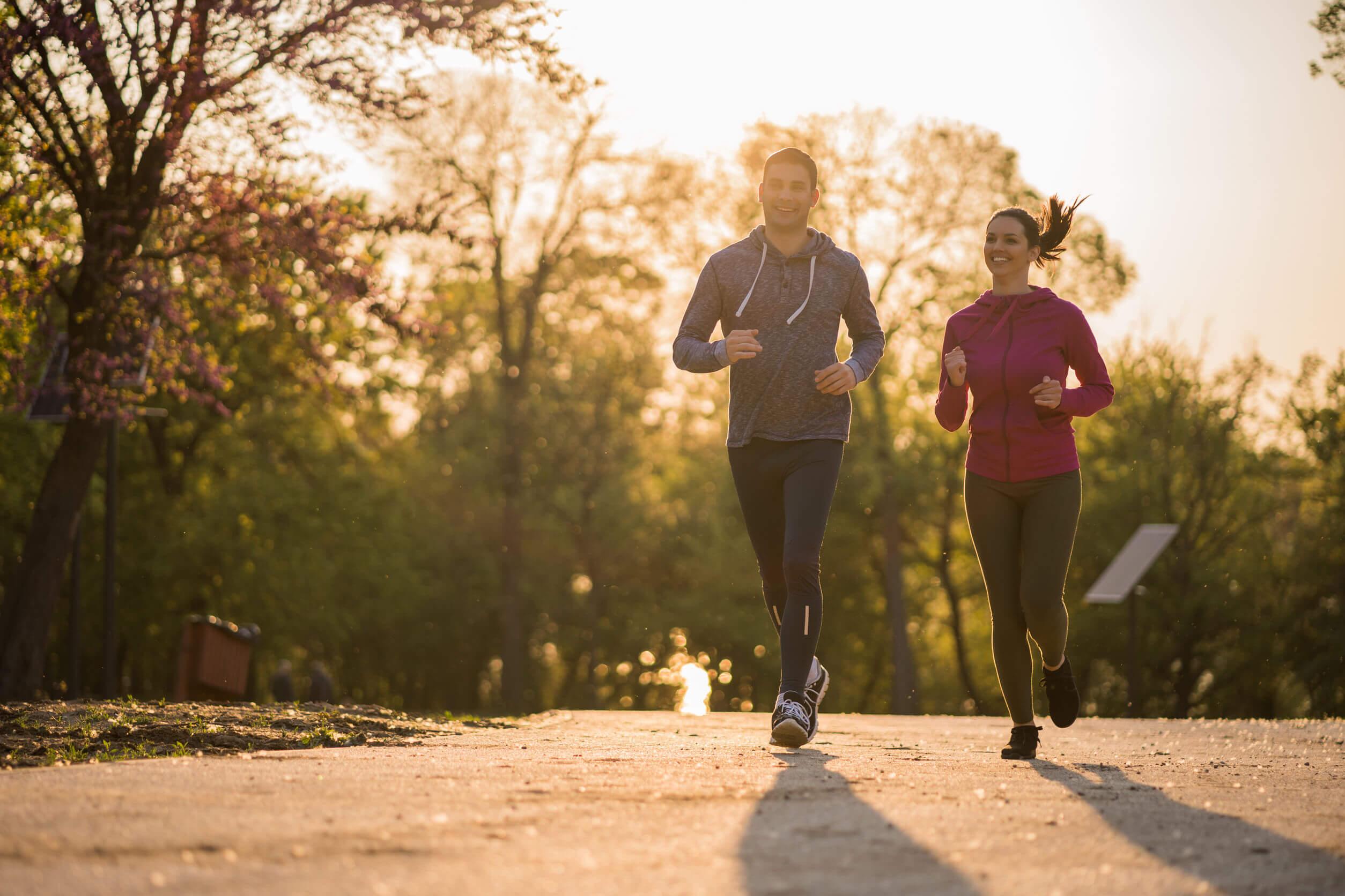 Para ficar bem, o exercício pode ser necessário.