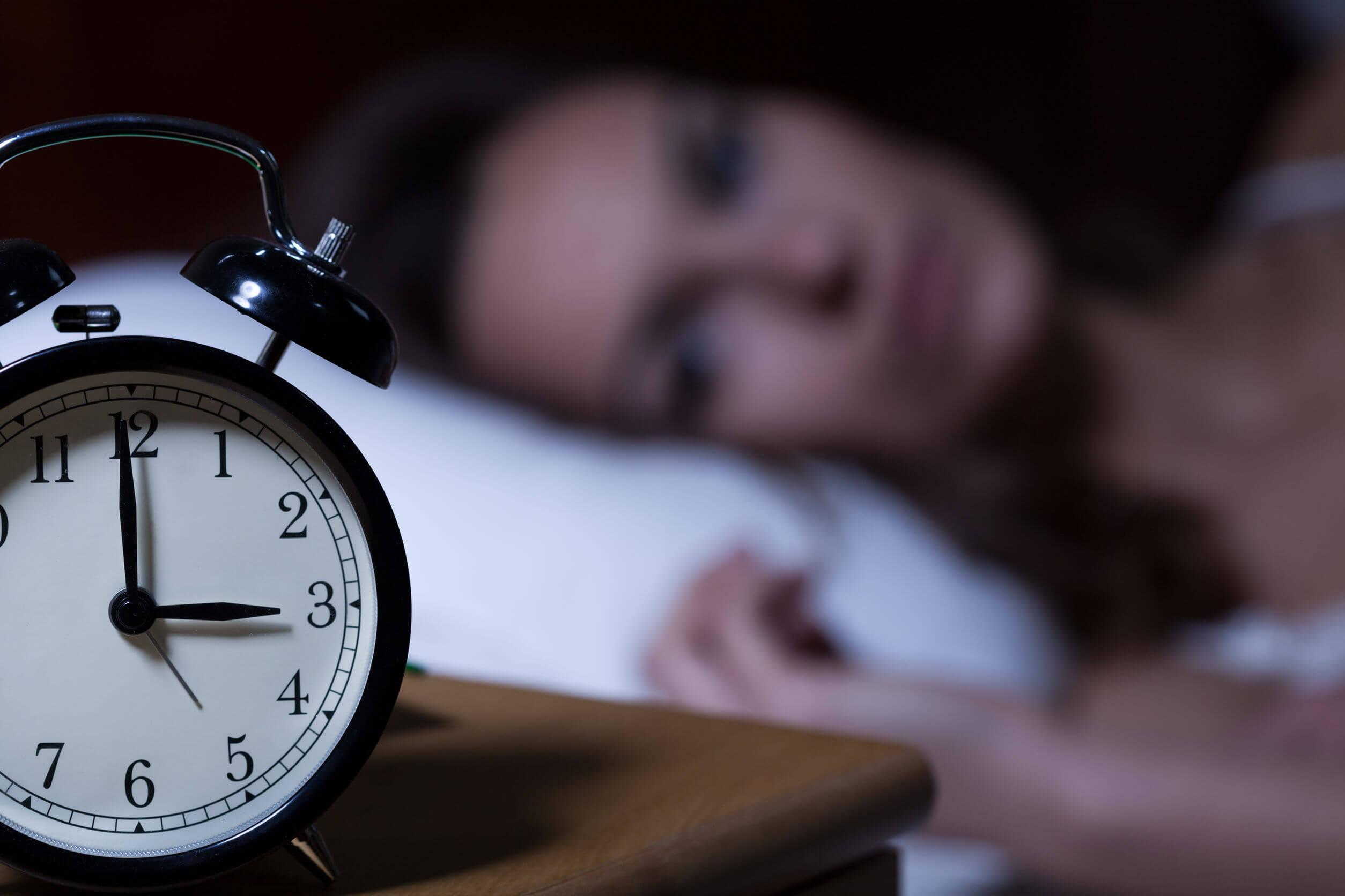 Efectividad del zolpidem para el insomnio