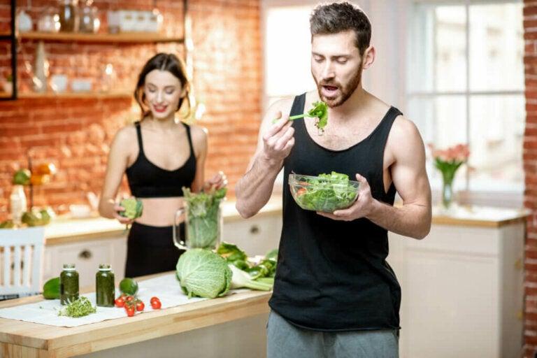O que é a nutrição esportiva?