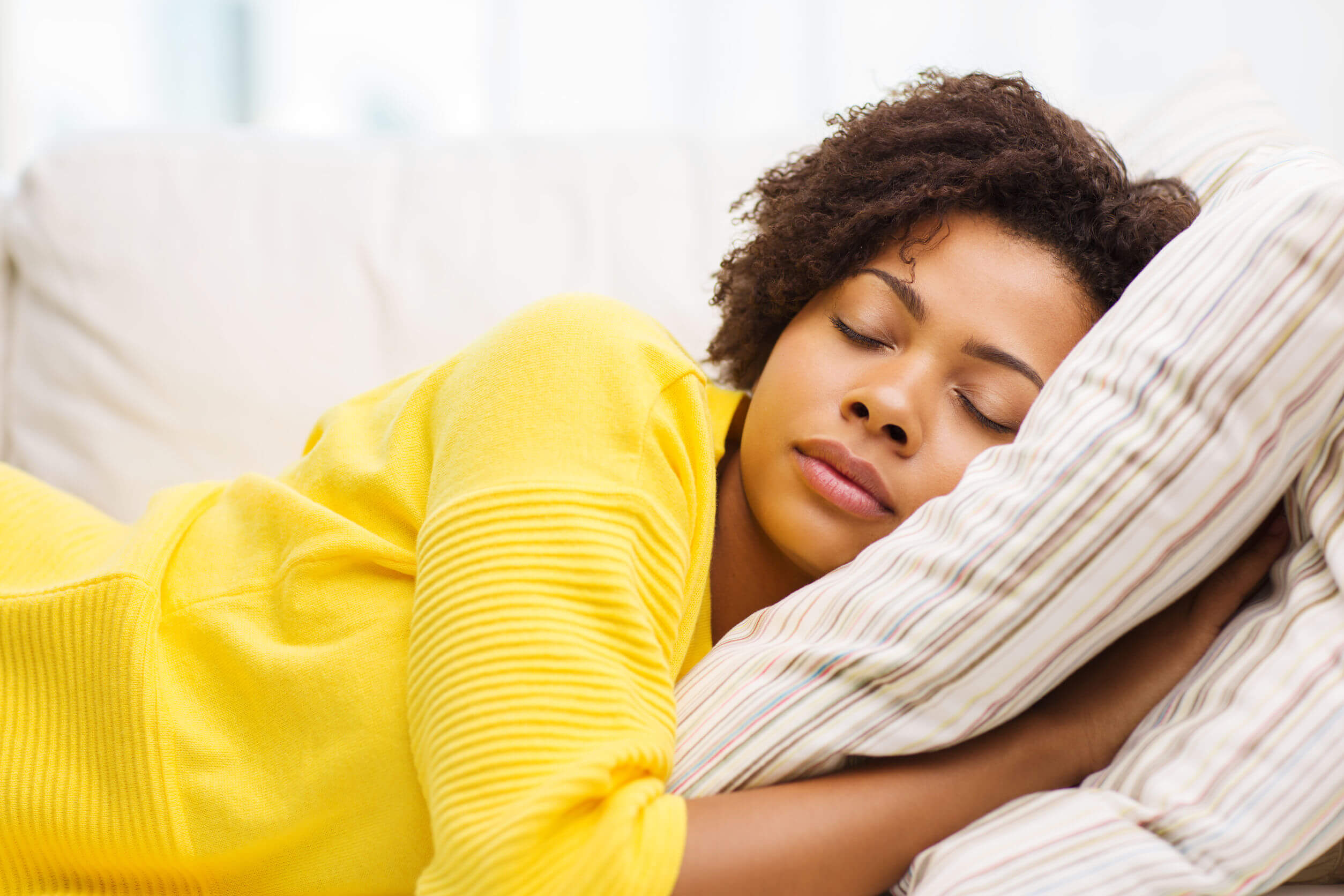 To avoid burnout it is necessary to sleep well.