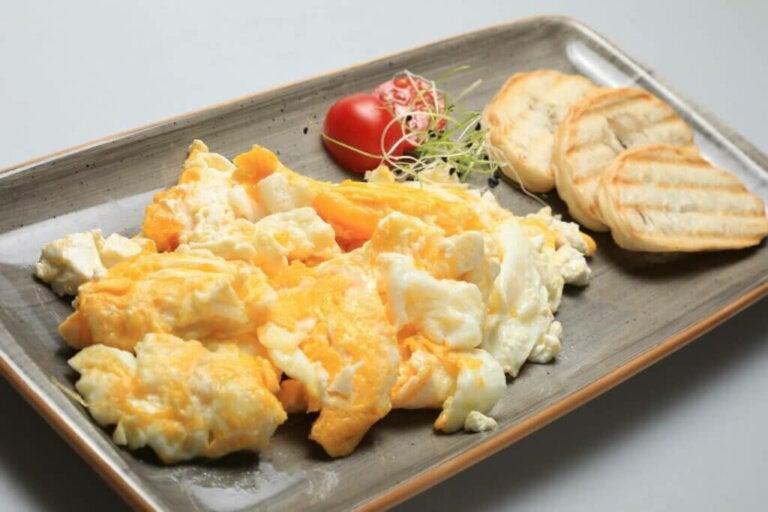 4 Healthy Breakfasts