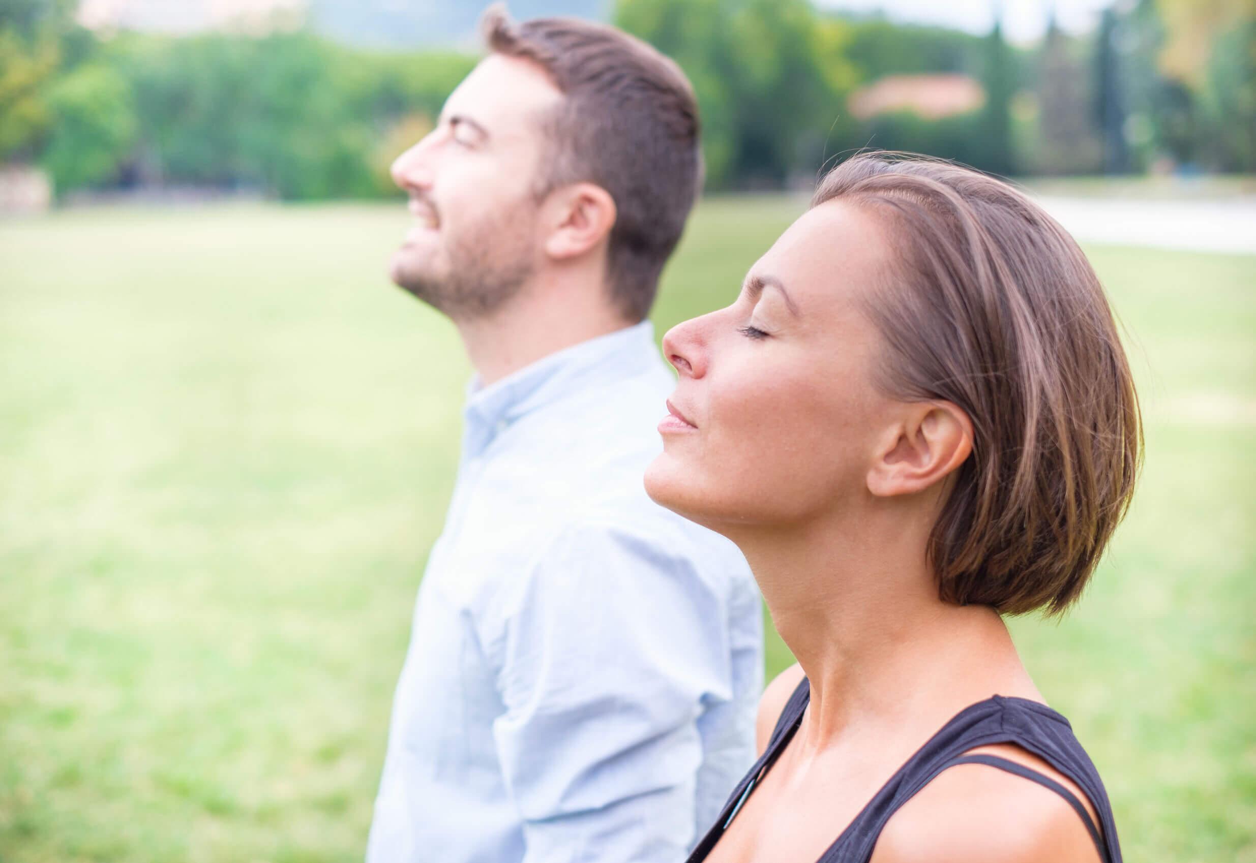 Las técnicas de respiración para dormir mejor requieren la respiración.