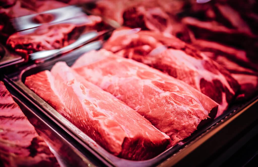 Los alimentos con más grasas saturadas