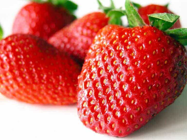 Los 3 alimentos con más vitamina C