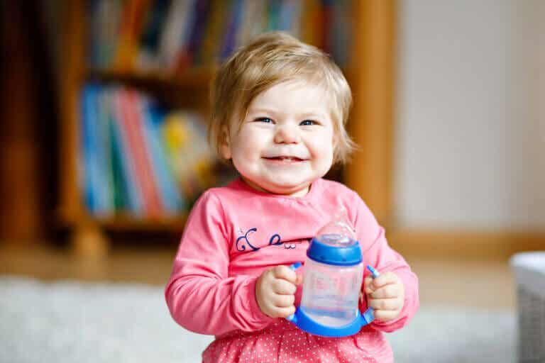 Control de esfínteres en los niños: ¿cómo funciona?