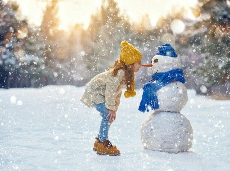 Como o inverno afeta a alimentação?