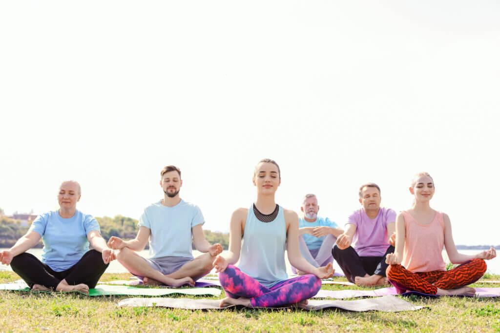 Meditação coletiva: o que é e quais são os seus benefícios