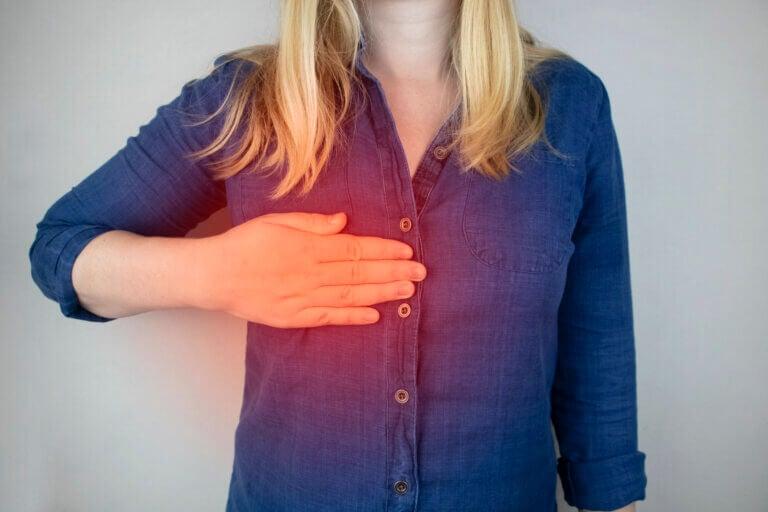 Mastitis: síntomas, causas y tratamientos