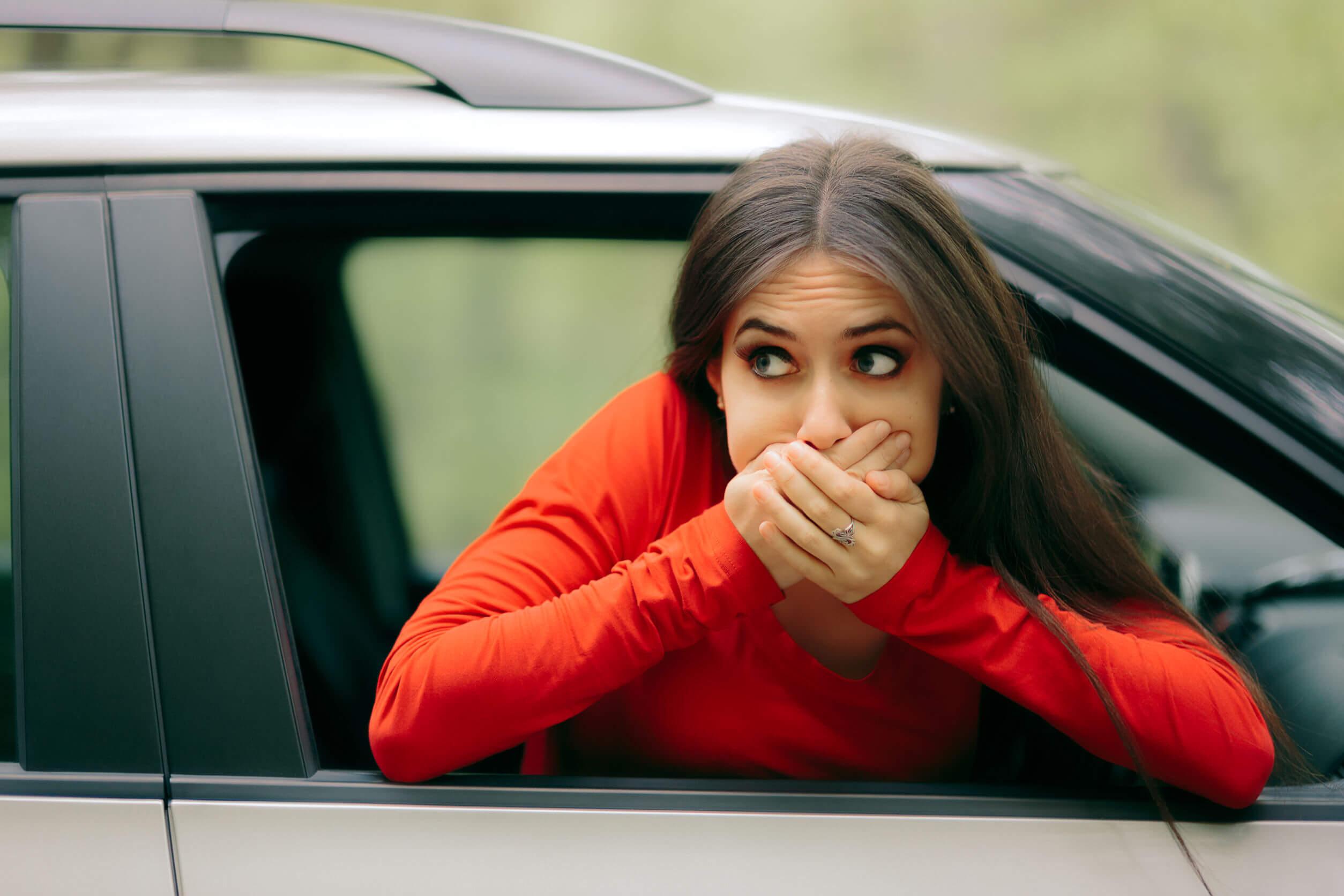 La nausea è uno degli effetti collaterali della pillola anticoncezionale