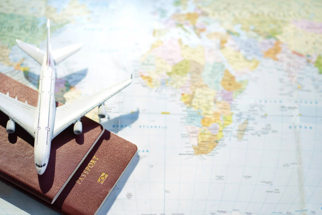 6 benefícios psicológicos de viajar