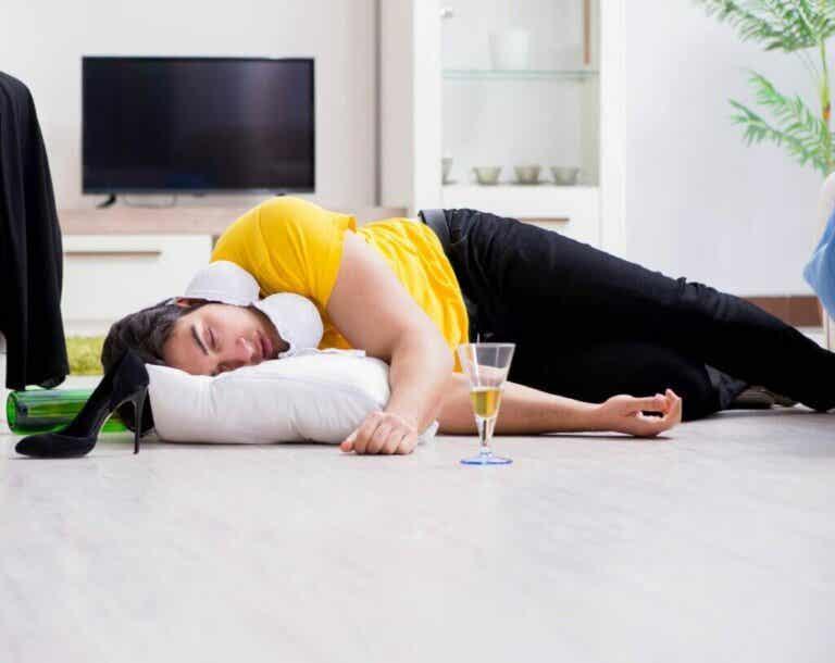O que é amnésia alcoólica?