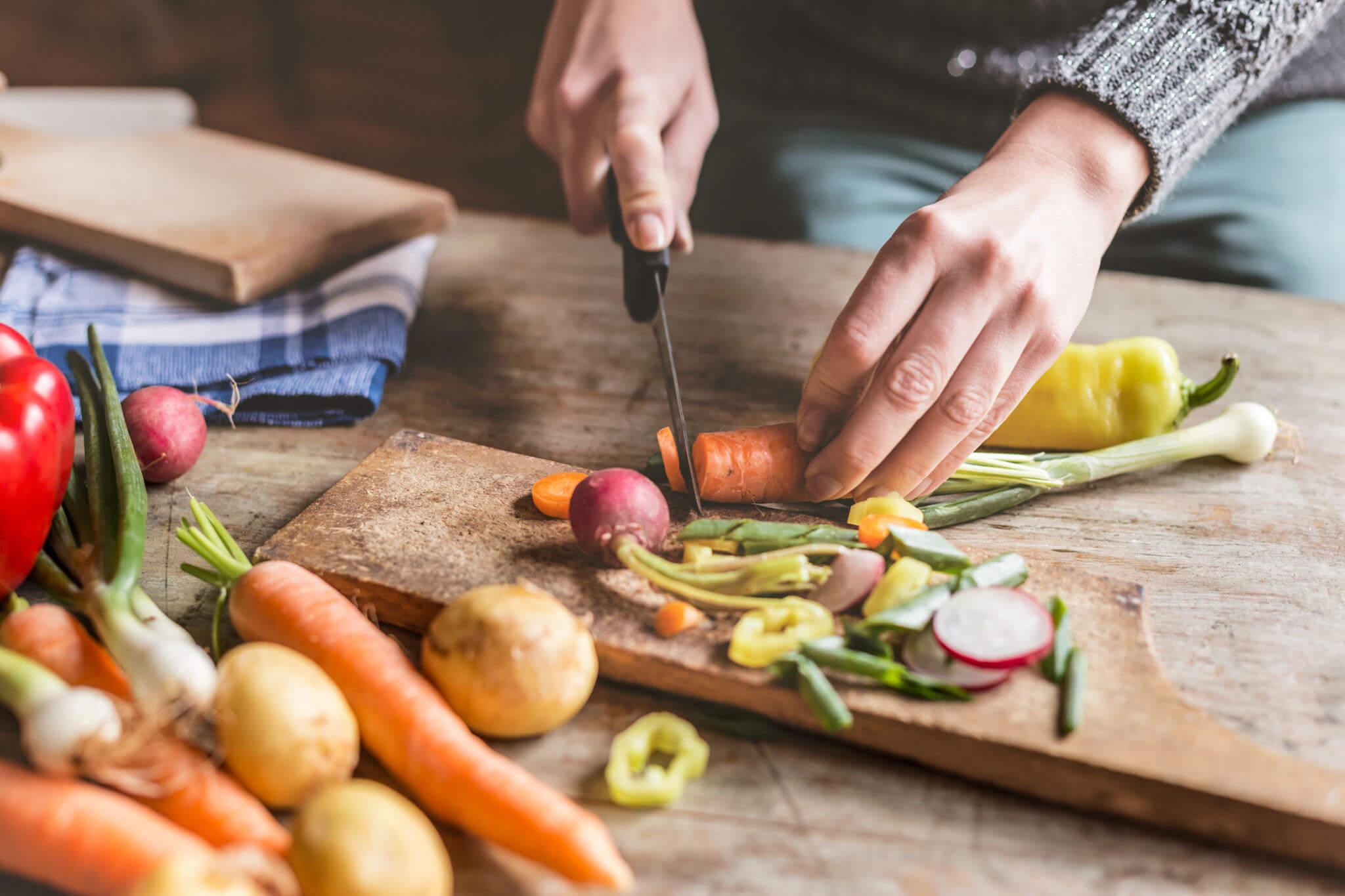 La prevenzione del cancro della pelle parte da una dieta sana