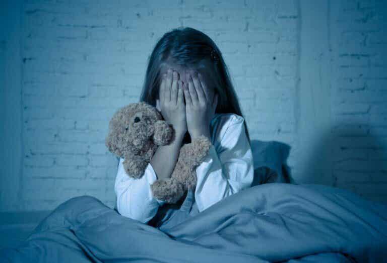 Terreurs nocturnes: symptômes, causes et traitement