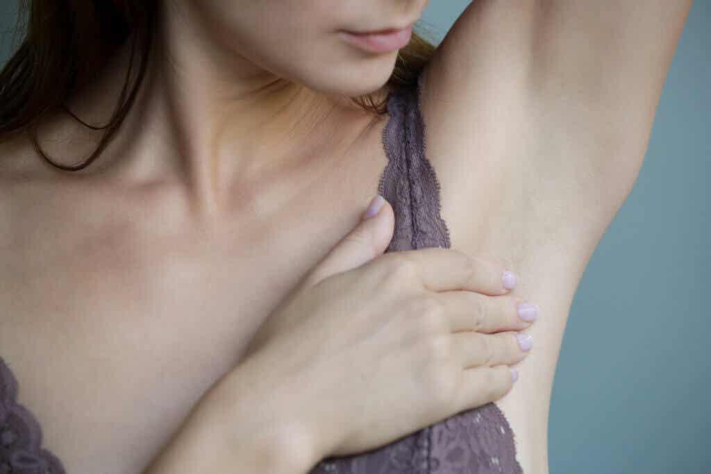 Metástasis axilares del cáncer de mama.