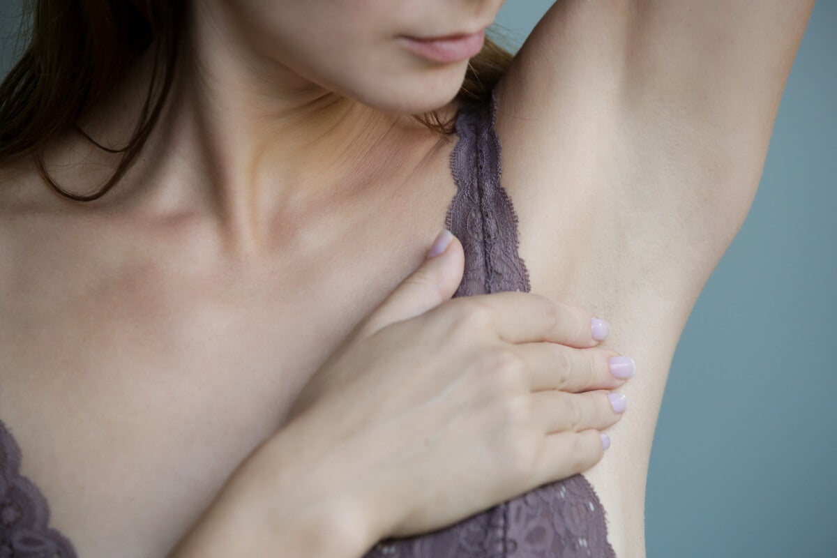 Among the types of breast cancer is carcinoma in situ